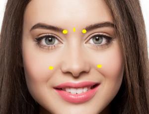 Ilusa naha ja nooruse akupunktuur