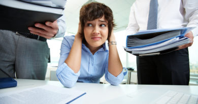 stressi sümptomid