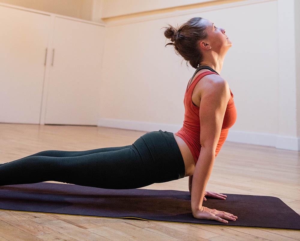 jooga ravib selga